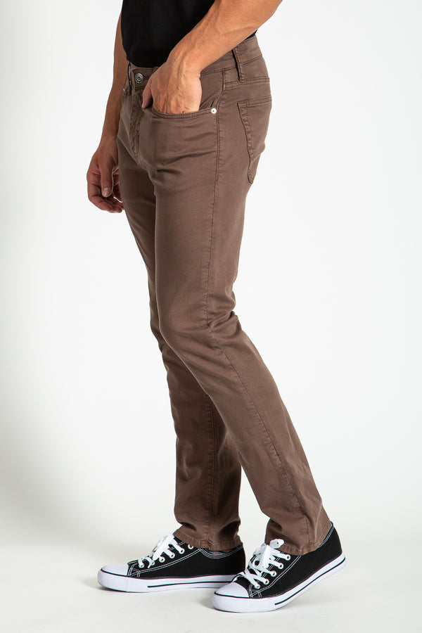 BARFLY SLIM TWILL PANTS IN PALM