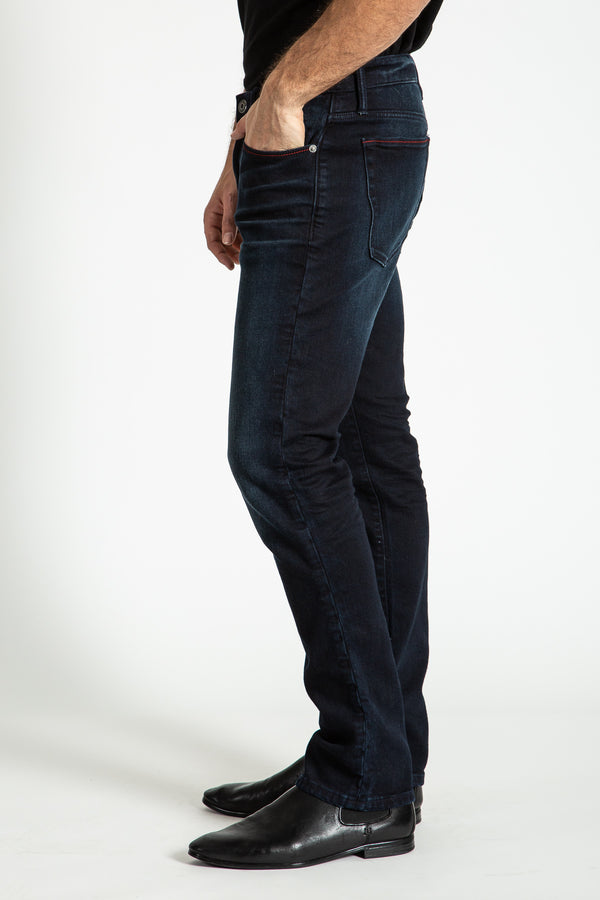 BARFLY SLIM DENIM PANTS IN Tacoma