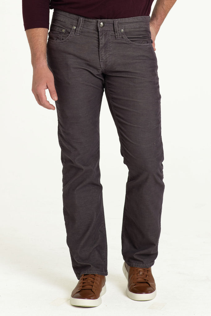 TEXAS STRAIGHT CORD PANTS IN MOCHA