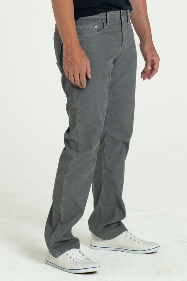 TEXAS STRAIGHT CORD PANTS IN STONE