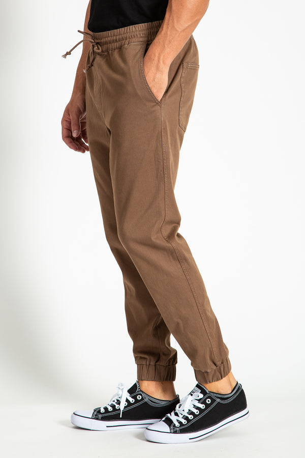 JOGGER PANTS IN PALM