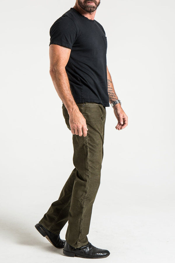 TEXAS STRAIGHT CORD PANTS IN GRENADE