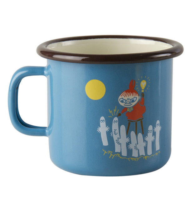 Moomin bolli - Little My - vintage