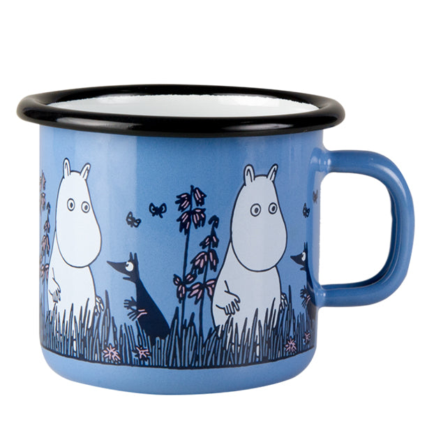 Moomin bolli - Friends Blár