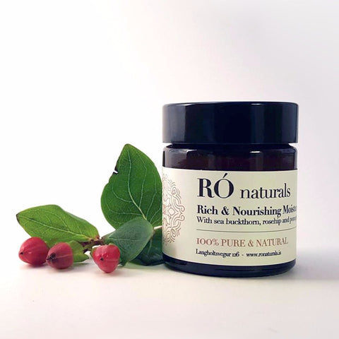 Rich and Nourishing Moisturizer
