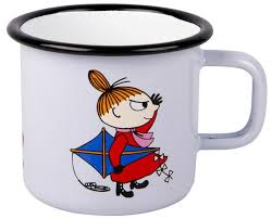 Moomin bolli - Retro Little My