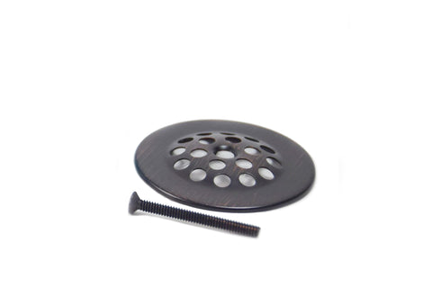BlueVue Bathtub Drain Strainer Dome Cover