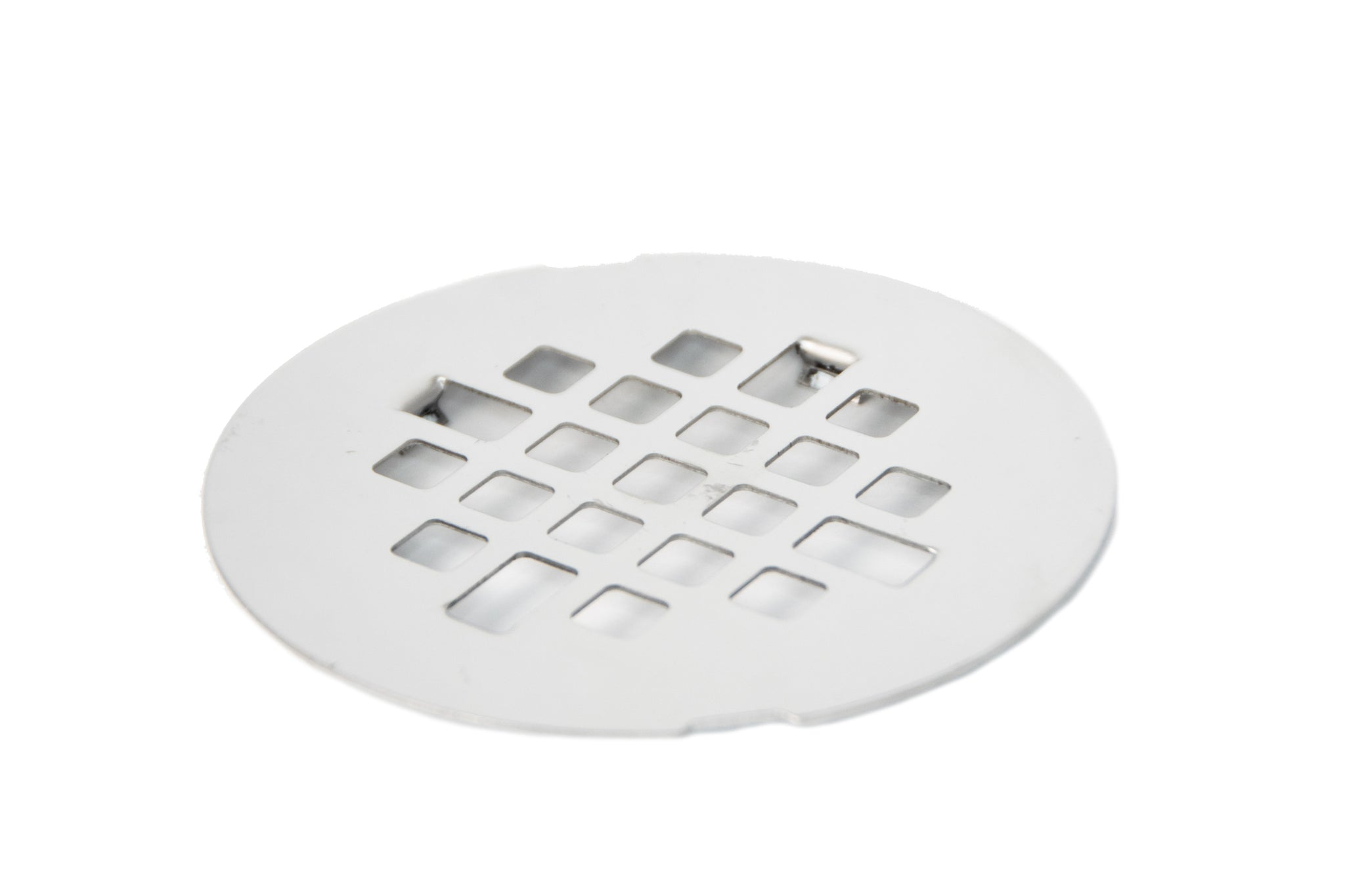 "4"" Flat Drain Cover Plate"