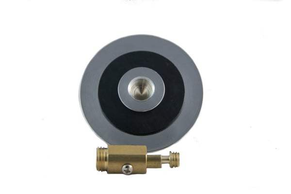Non-Threaded Oversized Bathtub Drain Stopper