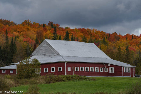 Creek Road Barn