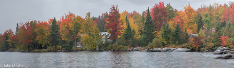 Holland Pond Panorama