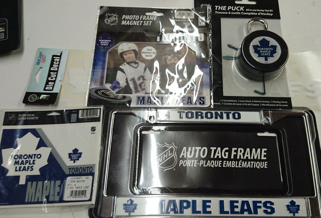 ** TORONTO MAPLE LEAFS ** Fan Pack