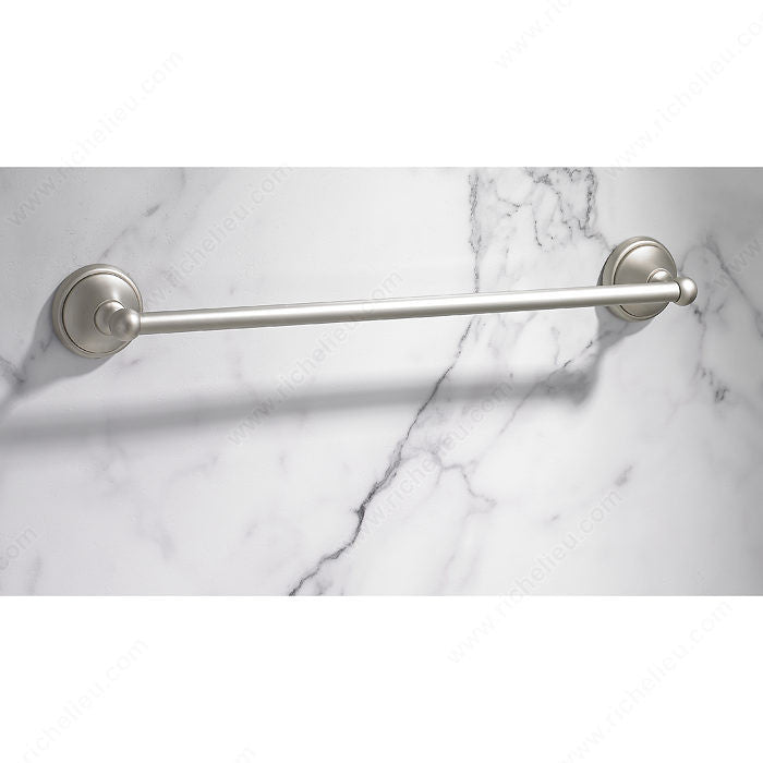 "18"" Pewter Finish Towel Bar  - Compare at $14.00"