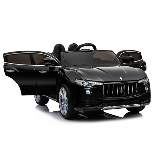 Licensed Maserati SUV 12V Kids Ride On Car & LCD Touch Screen & Remote