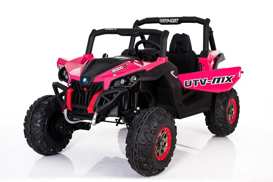 BUGGY 4X4- PINK