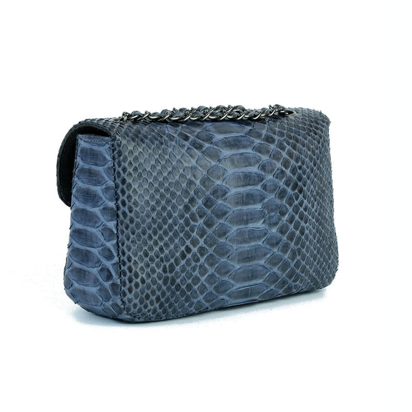 Ceylon Grey Motif 2-Way Sling Bag