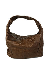 Paro Walnut Hobo bag