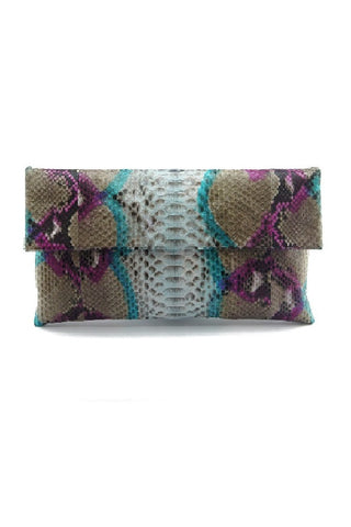 Mandalay Turkish Foldover Clutch