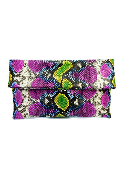 Mandalay Fuchsia Lemon Lime Motif