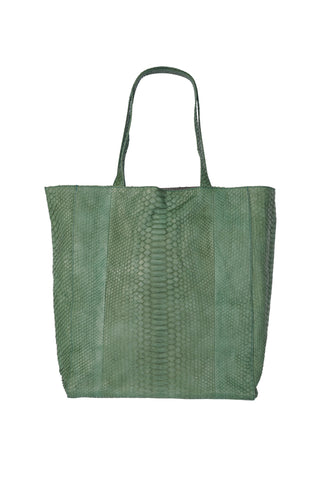 Goa Green Shopper Tote Bag