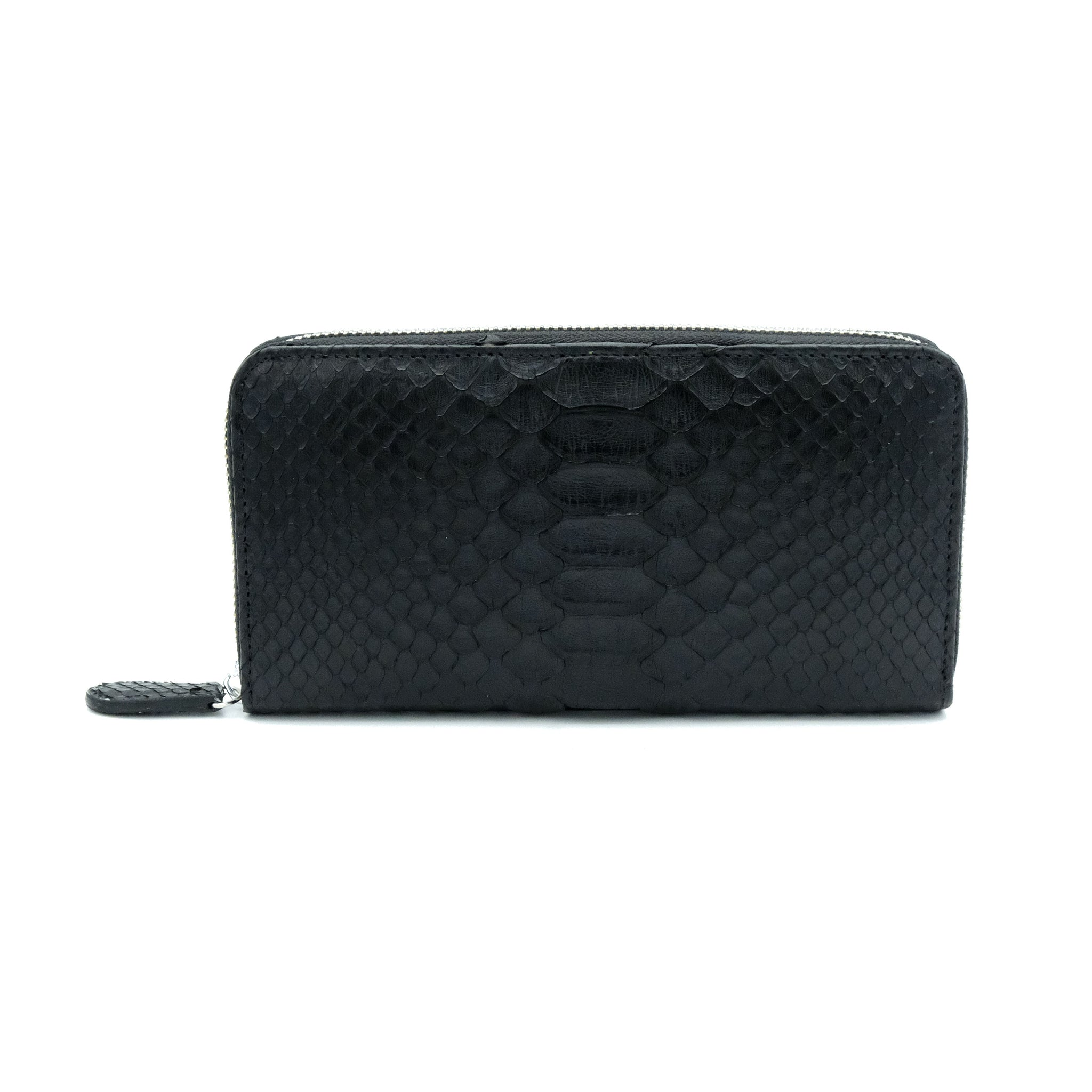 Silom Onyx Women's Long Wallet