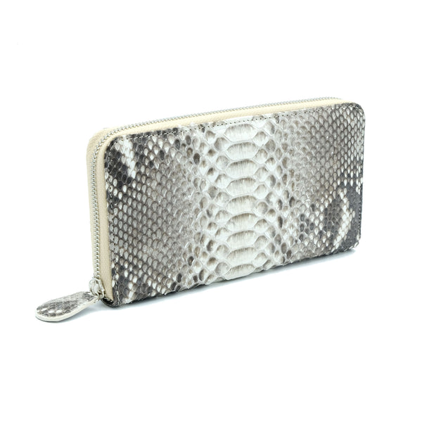 Silom Natural Motif Women's Long Wallet