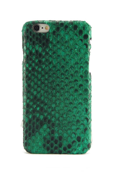 iPhone 6 Plus Case in Green Motif