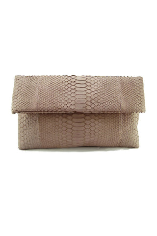 Mandalay Blush Foldover Clutch
