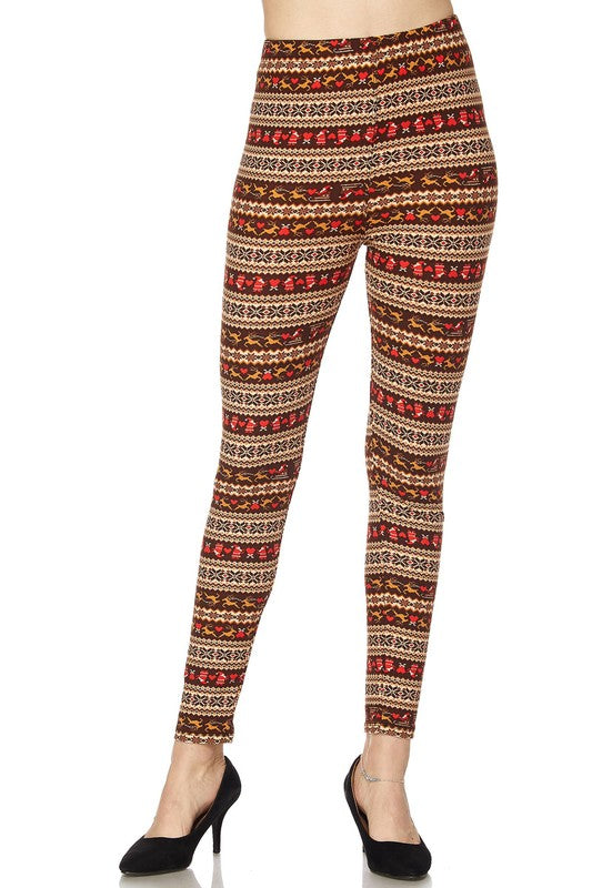 Sleigh Away Leggings
