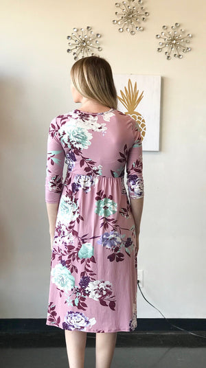Your Time To Bloom Dress