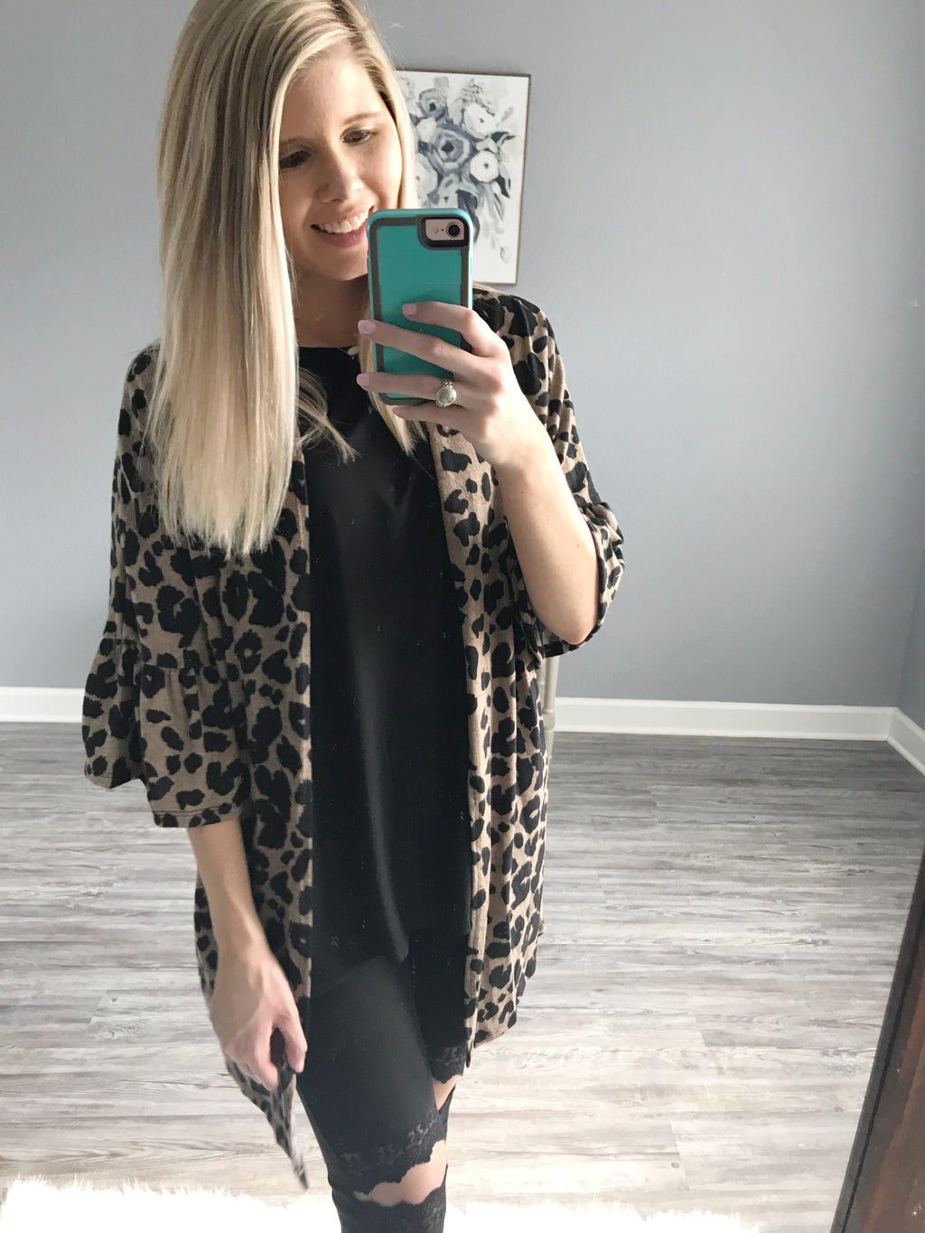 On The Prowl Cardigan