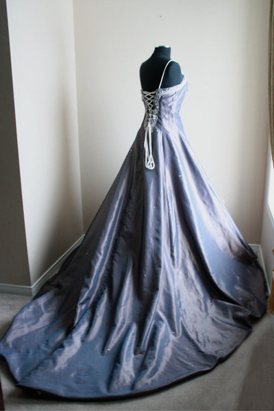 Reversible Wedding Gown