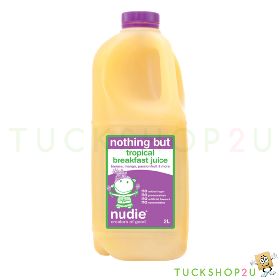 Nudie Nothing But Tropical Breakfast Juice