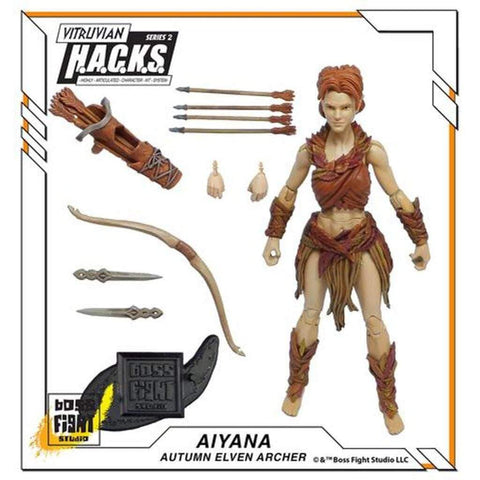 Image of Boss Fight Studio Vitruvian H.A.C.K.S Vitruvian H.A.C.K.S. Aiyana - Autumn Elven Archer