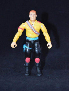 Galoob Non GI Joe Unifighters Major Rip Powers