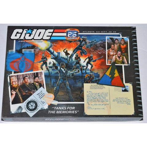 Hasbro G.I. Joe Complete Figures 2007 JoeCon Exclusive Box