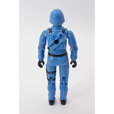 Hasbro G.I. Joe Incomplete Cobra Commander Figure ( 1983 v1.5 )