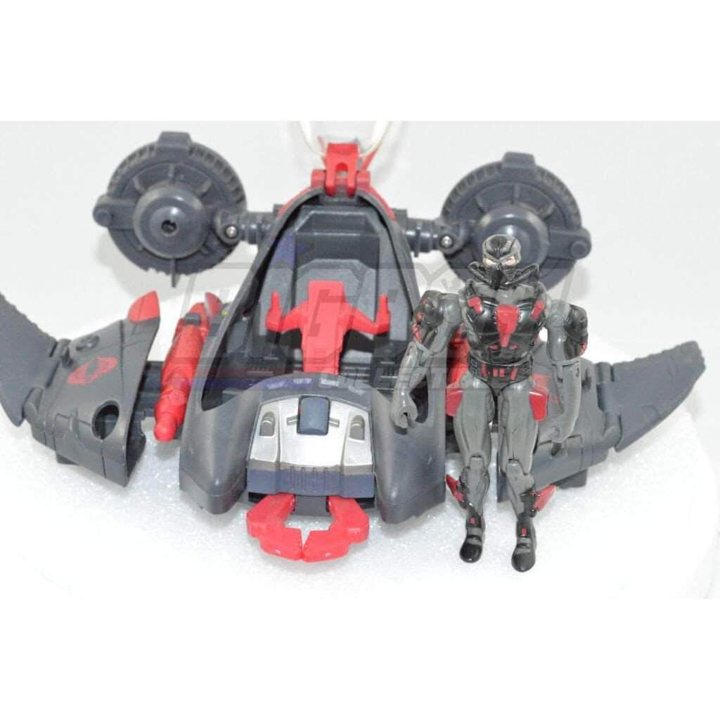 Hasbro Cobra Vehicles Sting Raider (2004)