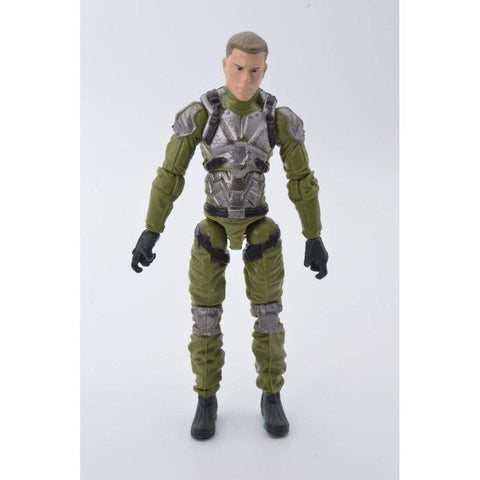 Image of Hasbro G.I. Joe Incomplete Duke Figure (Retaliation) (2012 v47)