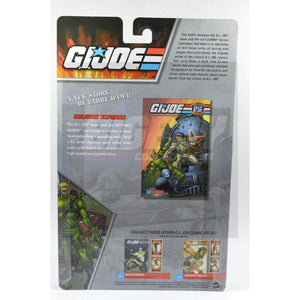 Hasbro G.I. Joe Carded 25th Anniversary Comic Book 2 Pack