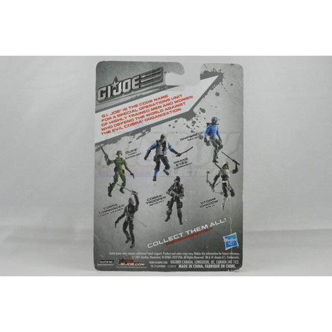 Hasbro G.I. Joe Carded Cobra Commander (2012 v50)
