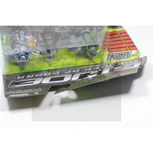 Hasbro G.I. Joe Carded Shockblast vs Night Creeper (Walmart) (2009)