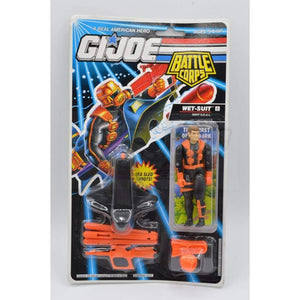 Hasbro G.I. Joe Carded Wet-Suit Figure (1993 v4)