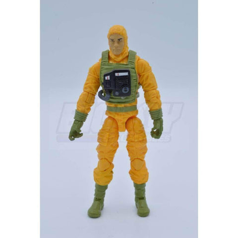 Hasbro G.I. Joe Complete Figures Airtight (2011 v3)