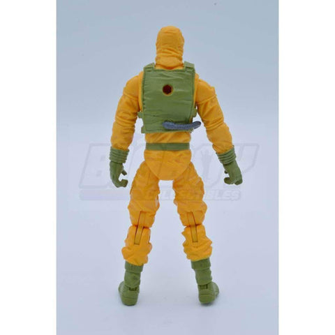 Image of Hasbro G.I. Joe Complete Figures Airtight (2011 v3)
