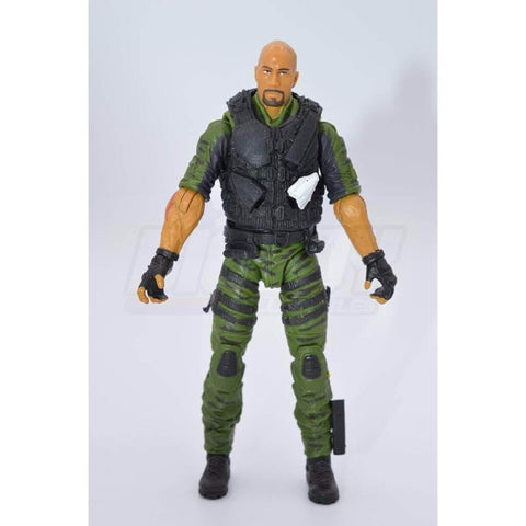 Hasbro G.I. Joe Complete Figures Battle-Kata Roadblock (2013 v23)