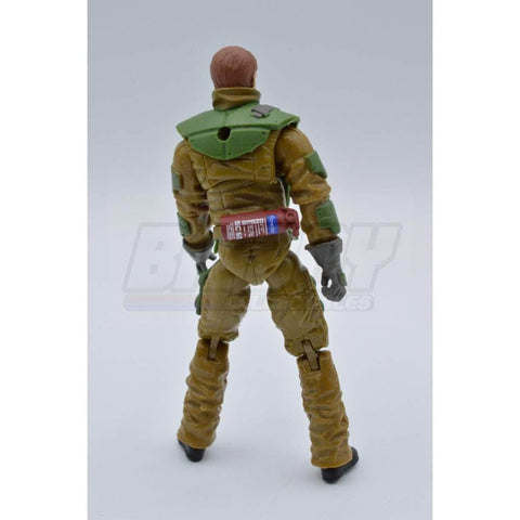 Image of Hasbro G.I. Joe Complete Figures Blowtorch (2015 v5)