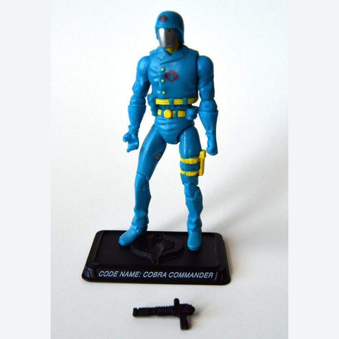 Hasbro G.I. Joe Complete Figures Cobra Commander (Comic 24) (2008 v27)