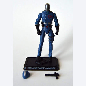 Hasbro G.I. Joe Complete Figures Cobra Commander (Ultimate Battle) (2008 v37)