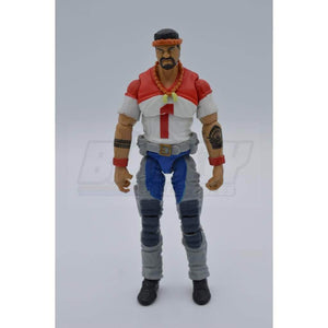 Hasbro G.I. Joe Complete Figures Red Dog (2011 v3)